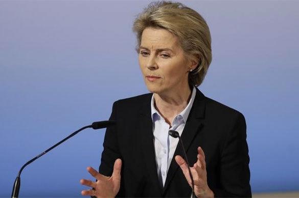Германия: разногласия с Россией надо устранять с позиции силы