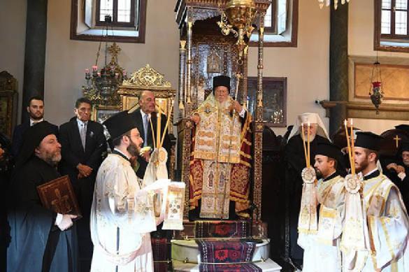 Константинополь отказался разрывать отношения с РПЦ. 393799.jpeg