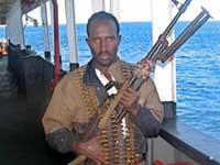 ВМФ предложил средство борьбы с сомалийскими пиратами