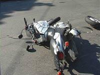 Девочка погибла под колесами мотоцикла в Екатеринбурге