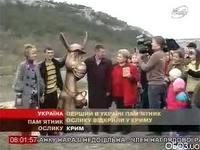 В Крыму появился Музей осла