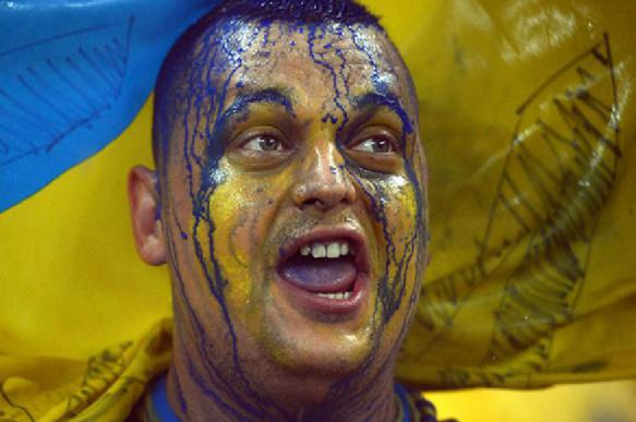 Расизм на Украине: УЕФА наказал