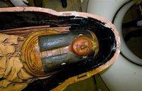 На улицах Лимы прохожий нашел загадочную мумию. mummy