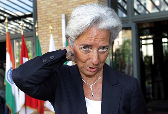 Кристин Лагард: Действия ФРС пошатнут стабильность мировой экономики. Кристин Лагард