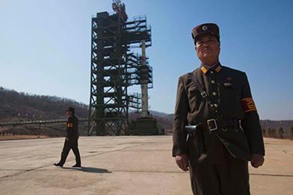 между двумя Кореями