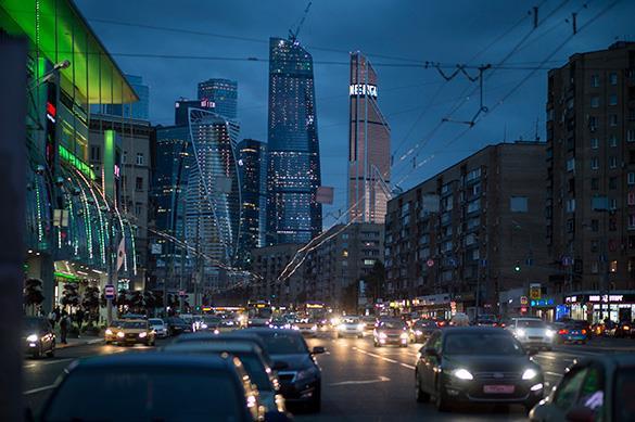 Качество жизни заметнее в 2-х столицах Российской Федерации