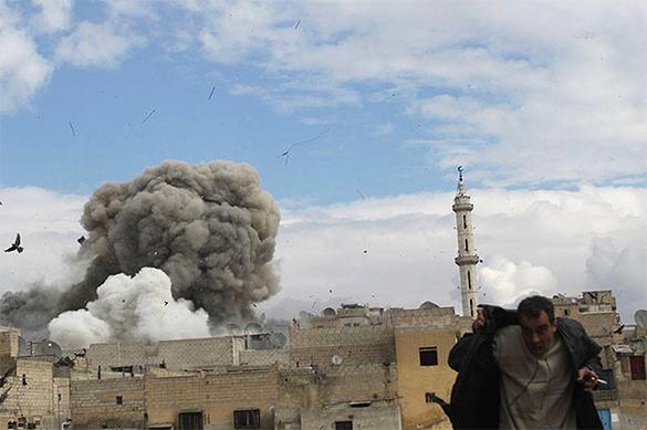Авиаудар пошколе близ Ракки: Погибли десятки мирных граждан