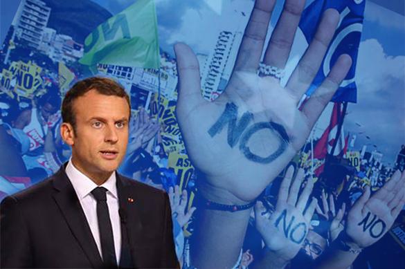 Франция выходит на улицы: начались протесты против реформ Макрона. 375802.jpeg