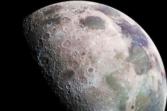 Ученые: вспышки на Луне - это столкновения с астероидами. 377802.jpeg