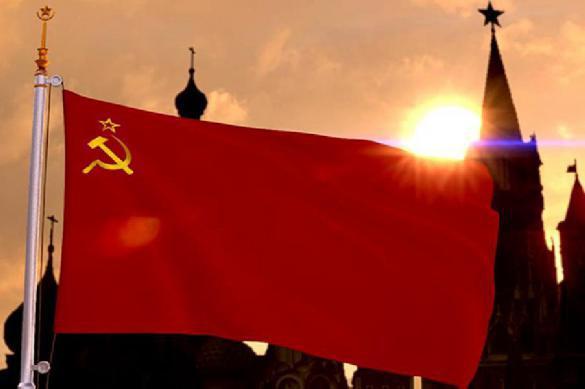 МОК предложил российским спортсменам пройтись под флагом СССР. МОК предложил российским спортсменам пройтись под флагом СССР
