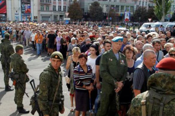 Судьбу ДНР обсудили на