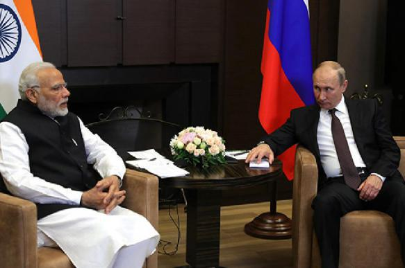 Индия отказалась от помощи России в урегулировании конфликта с Пакистаном. 399803.jpeg