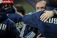 Аршавин доволен победой над датчанами. футбол