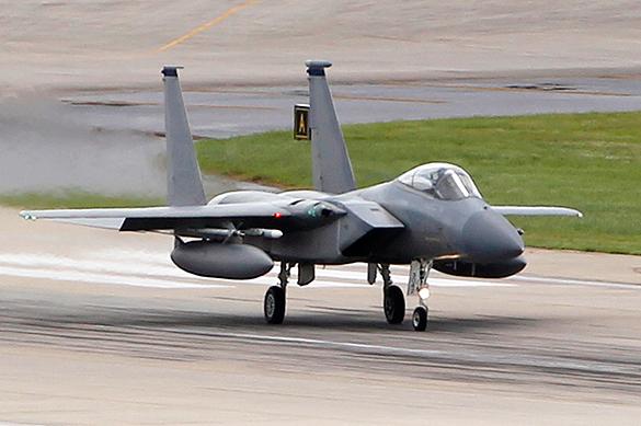 США разместят в Европе F-22 Raptor. истребитель, F-22 Raptor, авиация, США