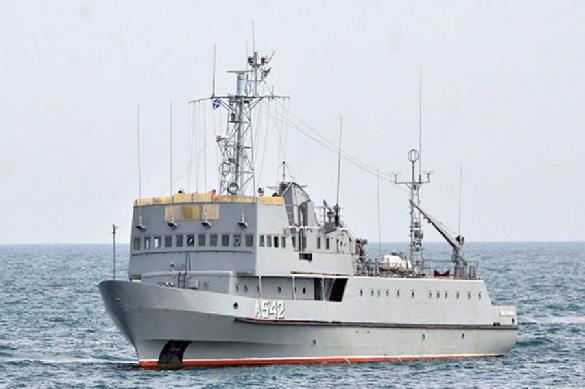На Украине заявили о готовности к бою в Керченском проливе. 392804.jpeg