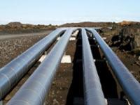 Началось строительство газопровода