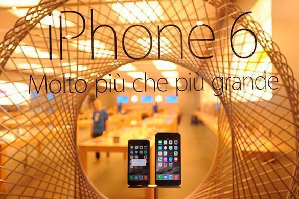 В России снизили цены на iPhone и iPad. iPhone 6
