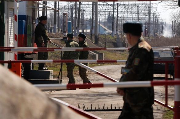 Рогозин: Россия открыла новый пункт пропуска на границе с Украиной  в расчете на мир. 319805.jpeg