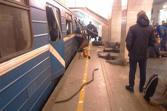 Киевское метро соболезнует в связи со взрывом в Петербурге