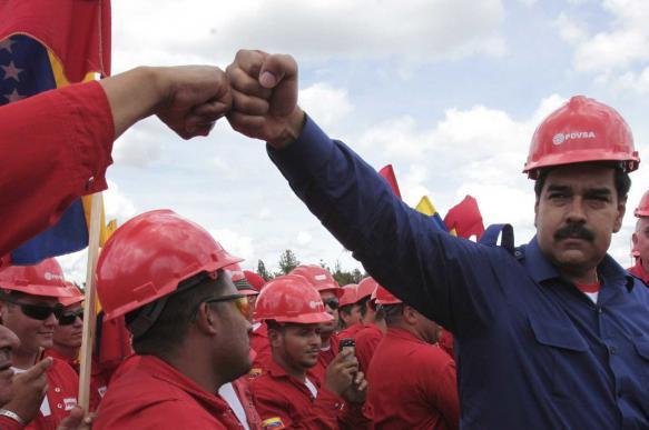 Мадуро решил перевести офис нефтяной компании PDVSA в Москву. 399805.jpeg