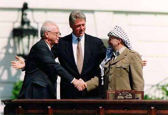 Дональд Трамп как третейский судья для Израиля и палестинцев