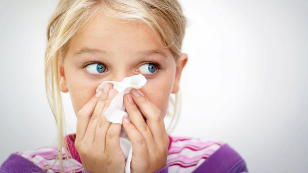 У ребенка простуда? Не играйте с ней в поддавки. простуда у детей