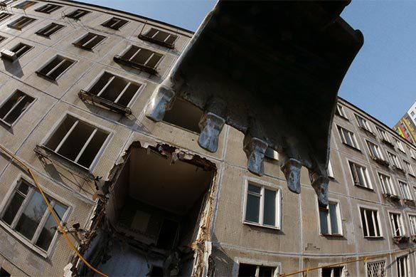 Власти Москвы включили в программу реновации 5 144 дома