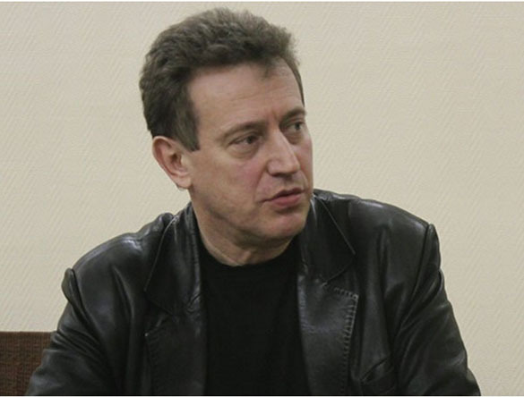Ректор РГГУ Евгений Ивахненко покинул пост. Ректор РГГУ Евгений Ивахненко покинул пост