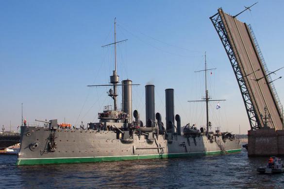 """На крейсер """"Аврора"""" придут служить 14 матросов-отличников. 378807.jpeg"""