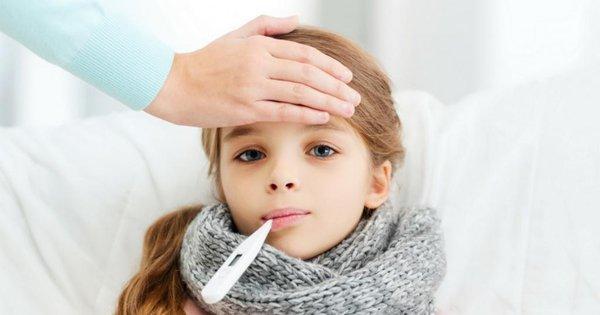 У ребенка простуда? Не играйте с ней в поддавки. детский иммунитет