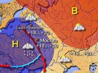 Метеорологи СНГ обсудят в Москве климатические проблемы