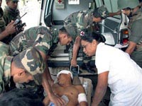 Маоисты подорвали полицейский патруль в Индии