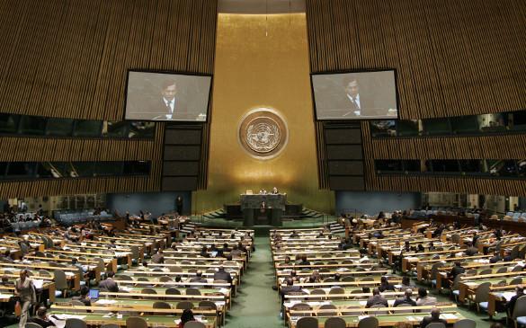 США прекратит финансирование ООН?