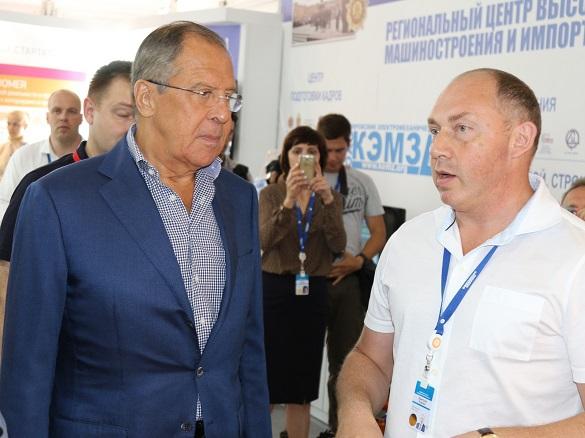 Сергей Лавров оценил экспортные перспективы российских биотехнологий. Сергей Лавров оценил экспортные перспективы российских биотехнол