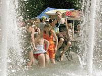 Жители Болгарии не находят себе места от невыносимой жары