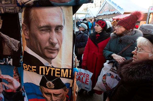 Stratfor: Не расчитывайте на революцию или переворот в России