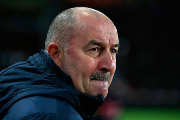Главный тренер сборной России по футболу не помнит, какое место