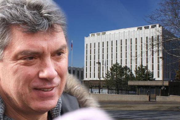 Площадь Немцова в США останется виртуальной. Площадь Немцова в США останется виртуальной