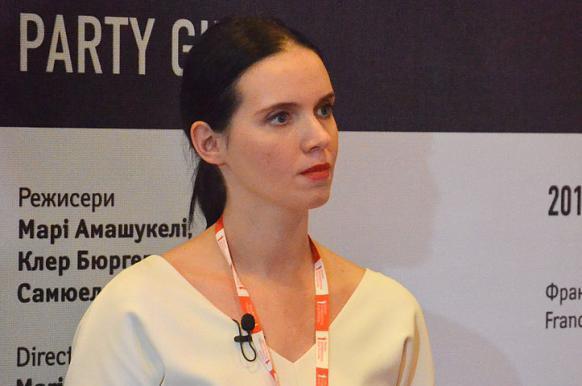 Скабееву вызвала на дебаты украинская телеведущая.