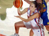 Россиянки начали выступление на Евробаскете-2009 с победы