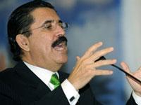 Мануэль Селайя отправился решать вопросы в Коста-Рику