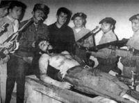 Страницы истории: неистовый команданте Че