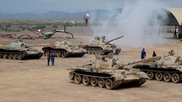 Страны Персидского залива выступают за оружейное эмбарго против Йемена. Йемен