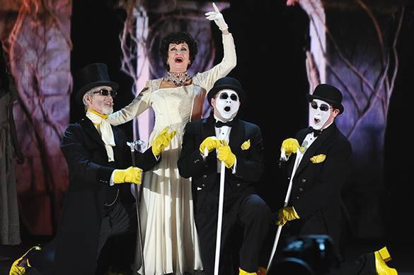 Эффективность театров предложили оценивать соцопросами. театральное искусство