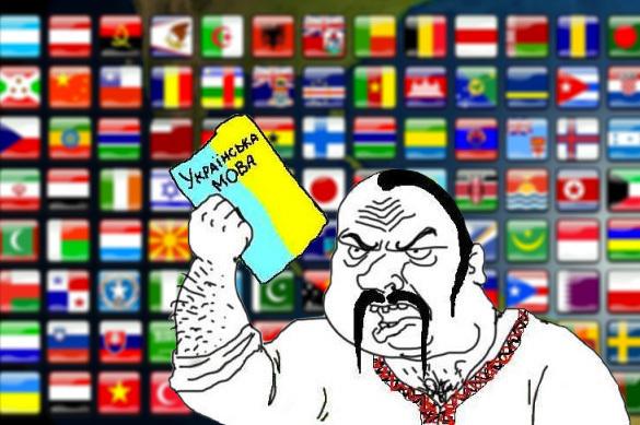 Верховная Рада рассмотрит законопроект о пренебрежении украинс