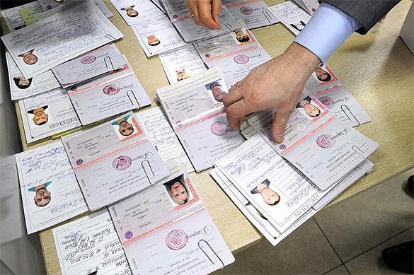 В Киеве назвали дискриминационным новый закон о гражданстве России для украинцев. В Киеве назвали дискриминационным новый закон о гражданстве Росс