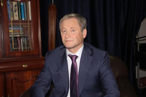 Зауралье строит дороги и трубопроводы. И.о. губернатора Курганской области Алексей Кокорин