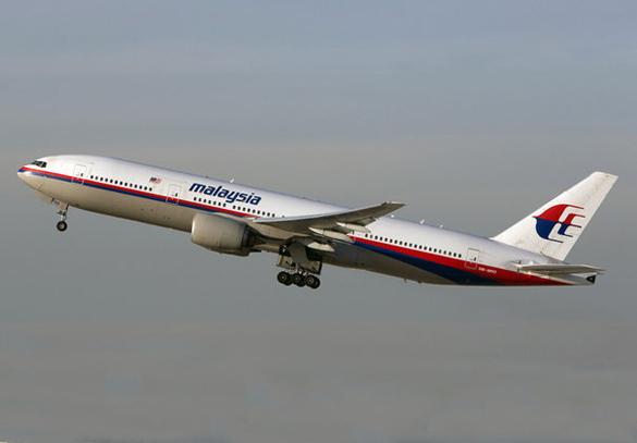 Малайзия потратила неменее 100 млн. долларов напоиски пропавшего Boeing