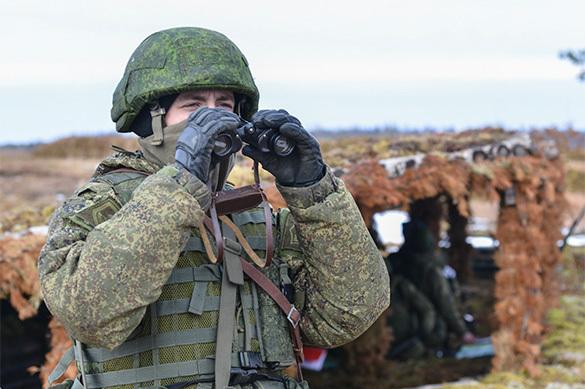 13 тысяч военнослужащих примут участие в учениях