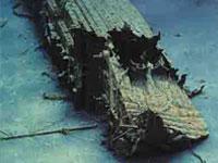 При съемках затонувшего лайнера